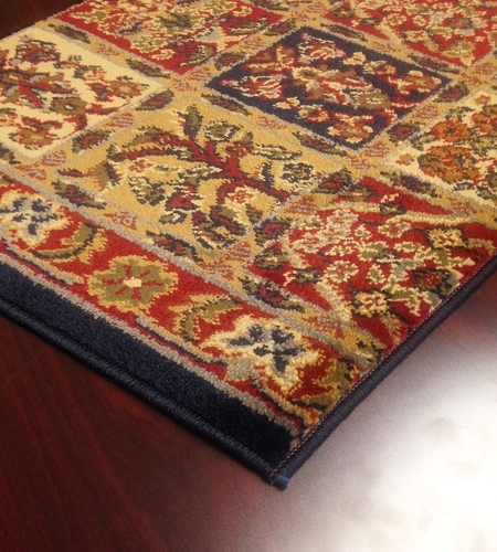 Brilliance BRI04 Multi Carpet Stair Runner
