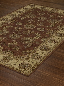 JW1787 Copper Jewel Rug by Dalyn