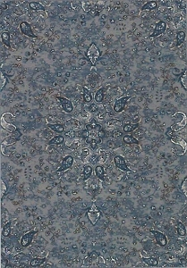dynamic regal blue rug - Dynamic Rugs