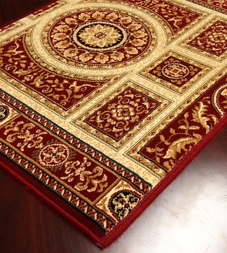 Georgian GEO-01 Red Carpet Stair Runner