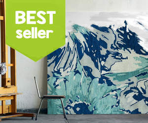 Brushstrokes Collection by Kaleen