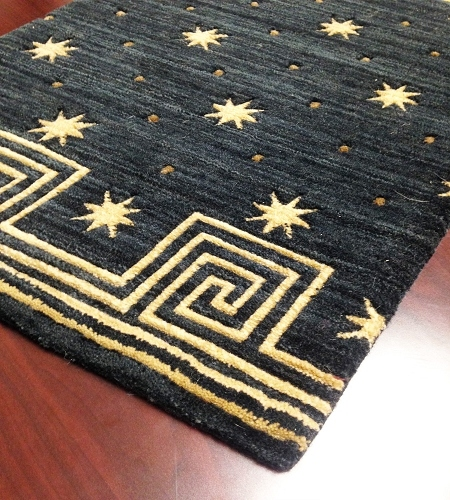 Metropolis ME05 Charcoal Carpet Stair Runner