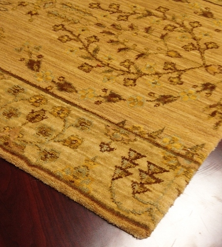 Persian Dream PD02 Tan Carpet Stair Runner