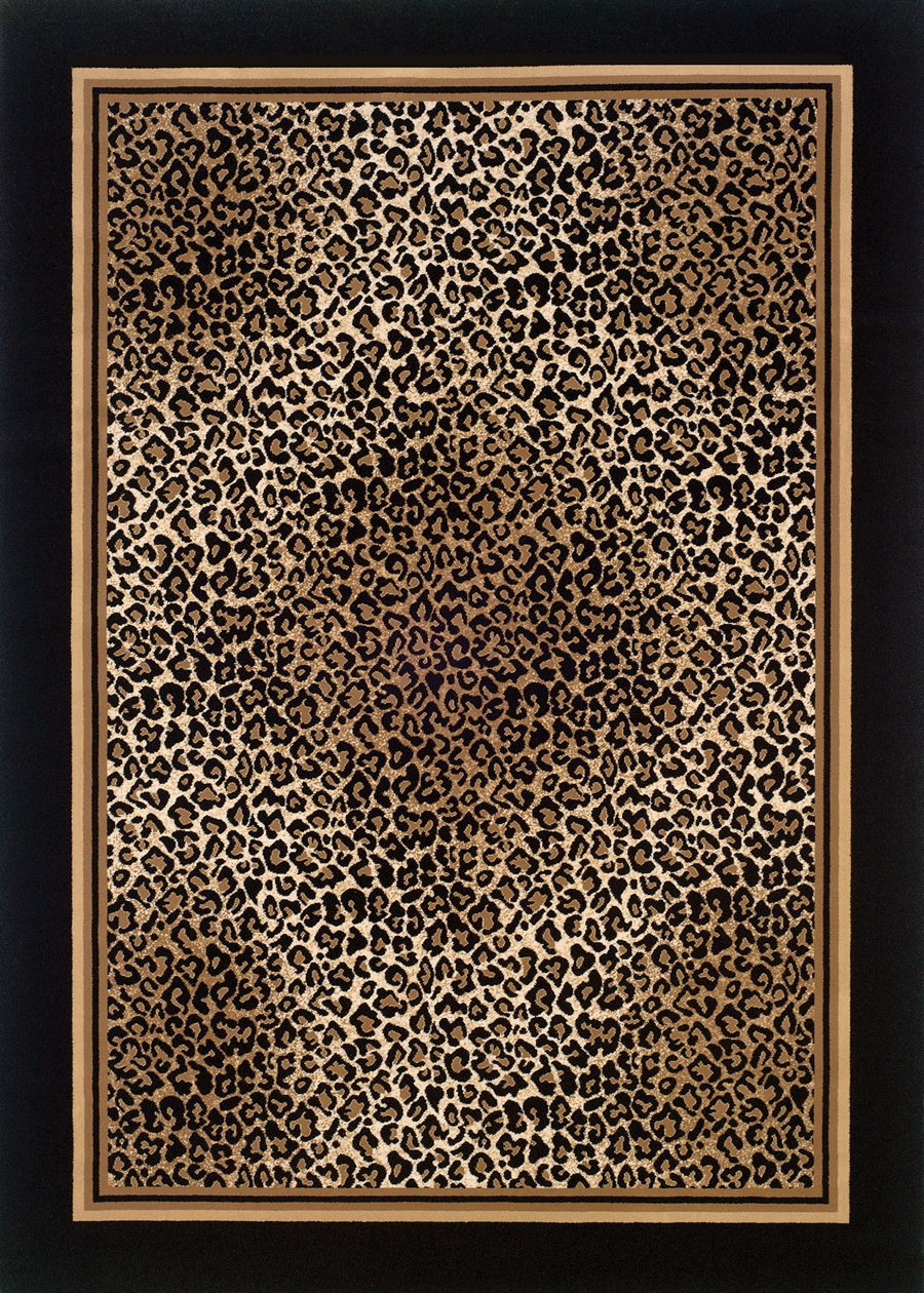 Leopard 0558/5861 Everest Rug by Couristan