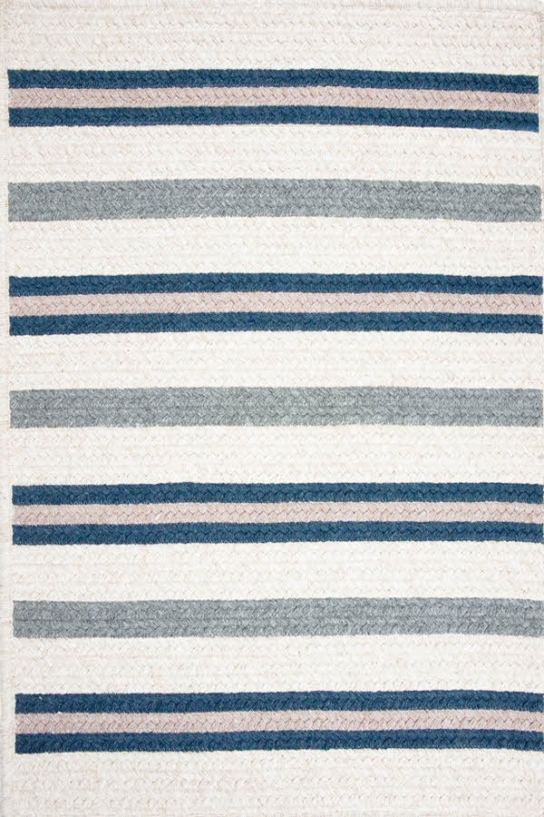 Allure AL59 Polo Blue Rug by Colonial Mills
