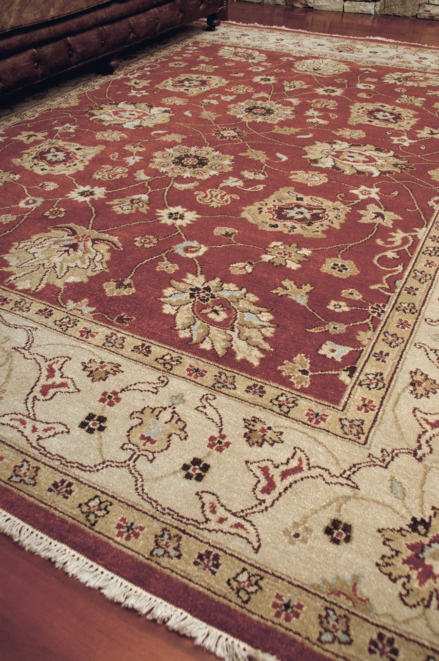 Amer Rugs Oasis Tozeur Ra 3 Rust Gold Rug