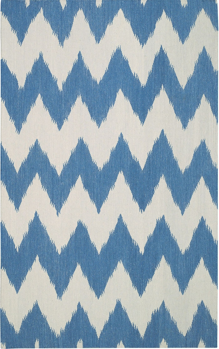 Capel Insignia 3626 440 Medium Blue Rug
