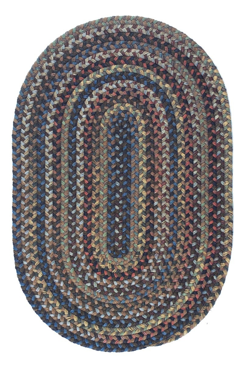 Oak Harbour Collection by Colonial Mills: OH-48 Dusk Oak Harbour Rug by Colonial Mills