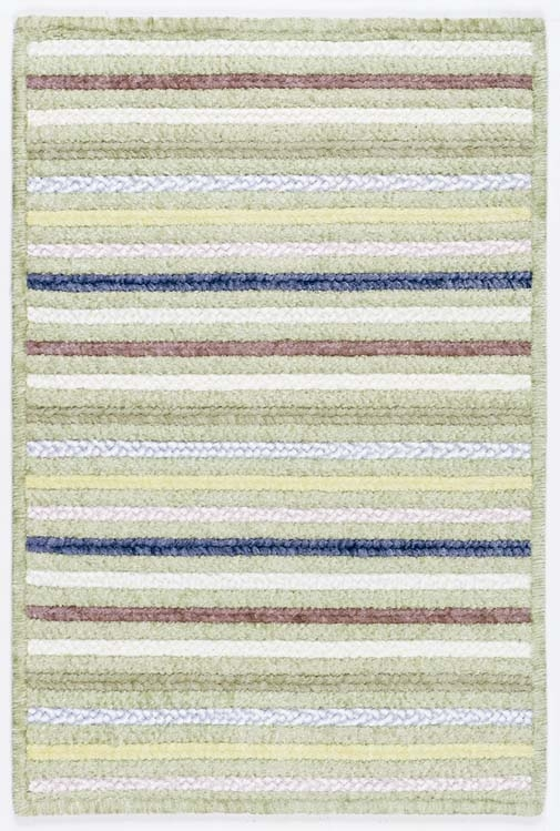 SE-60 Lemon Grass Seascape Rug by Colonial Mills