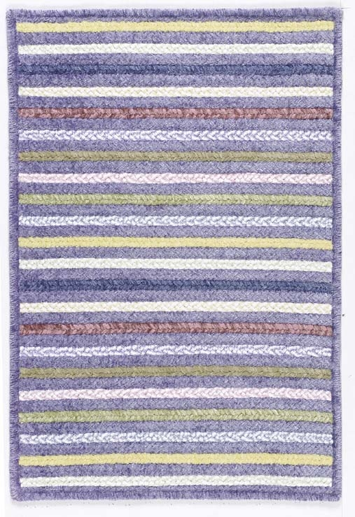 SE-90 Amethyst Seascape Rug by Colonial Mills