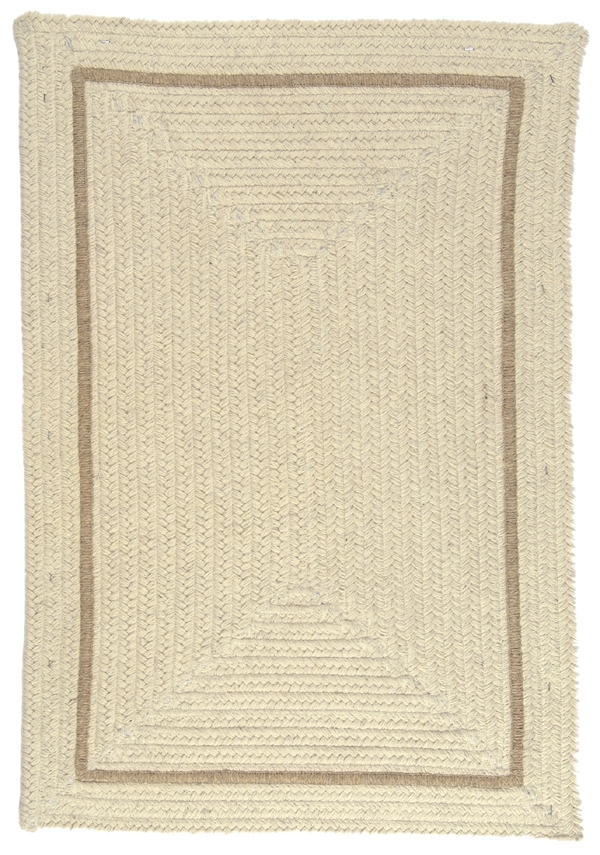 EN-30 Canvas Shear Natural Rug by Colonial Mills