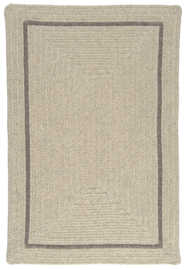EN-31 Cobblestone Shear Natural Rug by Colonial Mills