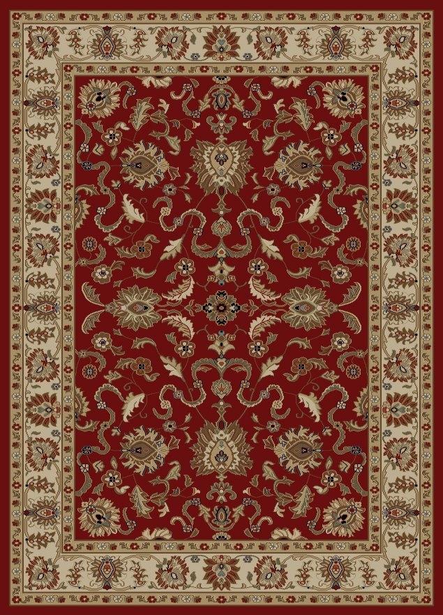 concord ankara 6510 agra red area rug