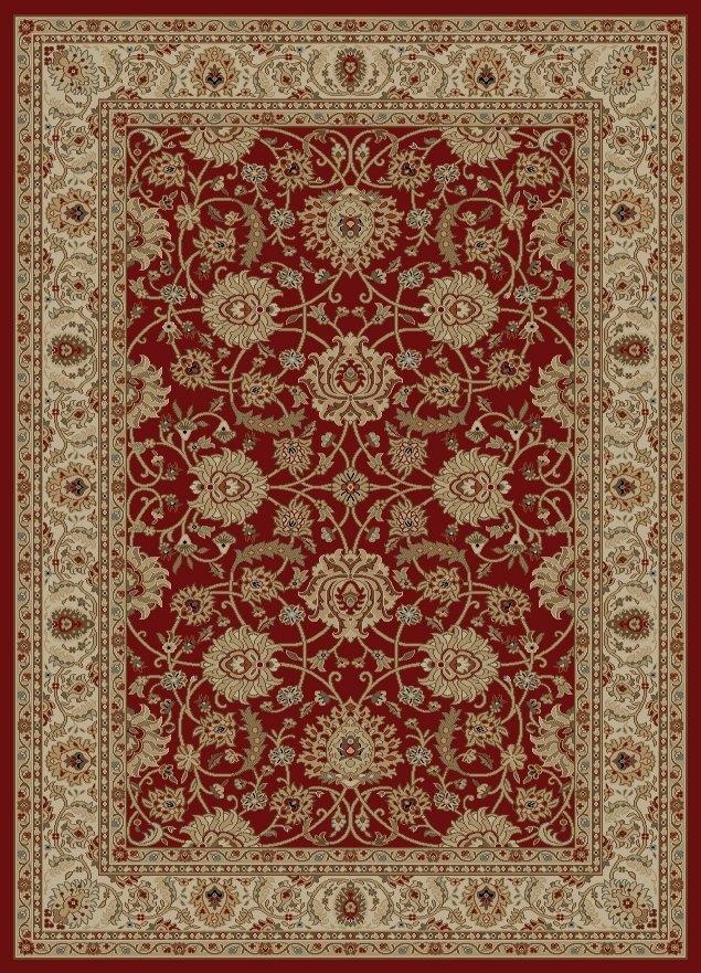 concord ankara 6550 mahal red area rug