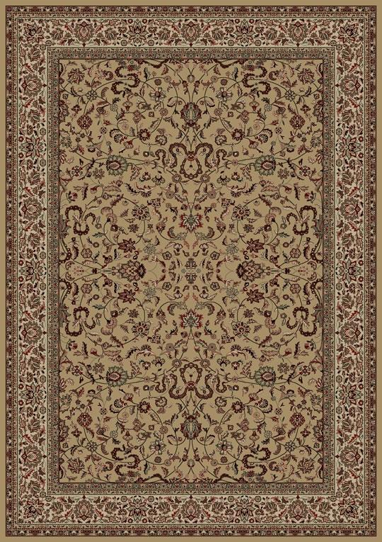 Concord Persian Classics 2021 Kashan Gold Area Rug