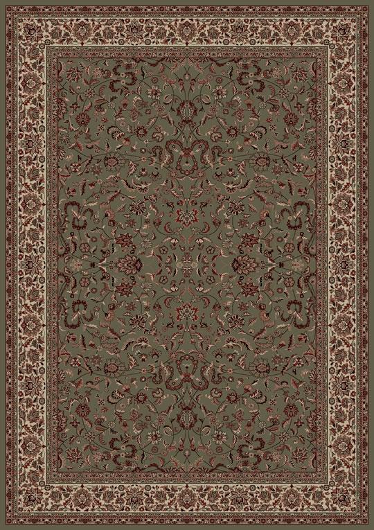 Concord Persian Classics 2025 Kashan Green Area Rug