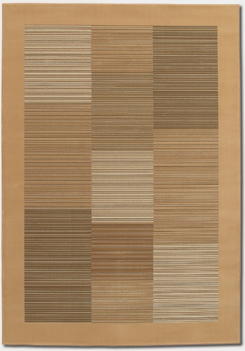 Hamptons Sahara Tan 0766/5860 Everest Rug by Couristan