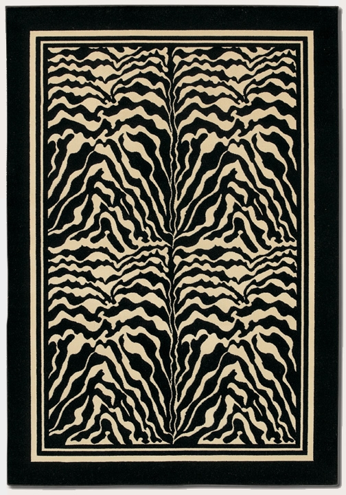 Zebra 0828/5831 Everest Rug by Couristan