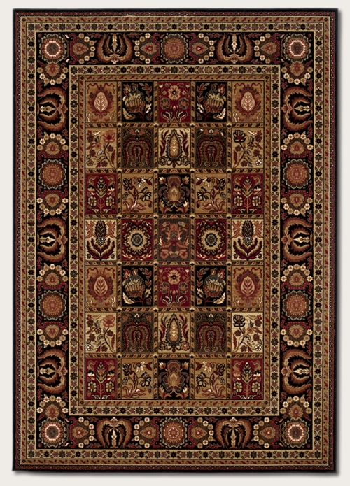 Antique Nain 8199/2599 Royal Kashimar Rug by Couristan
