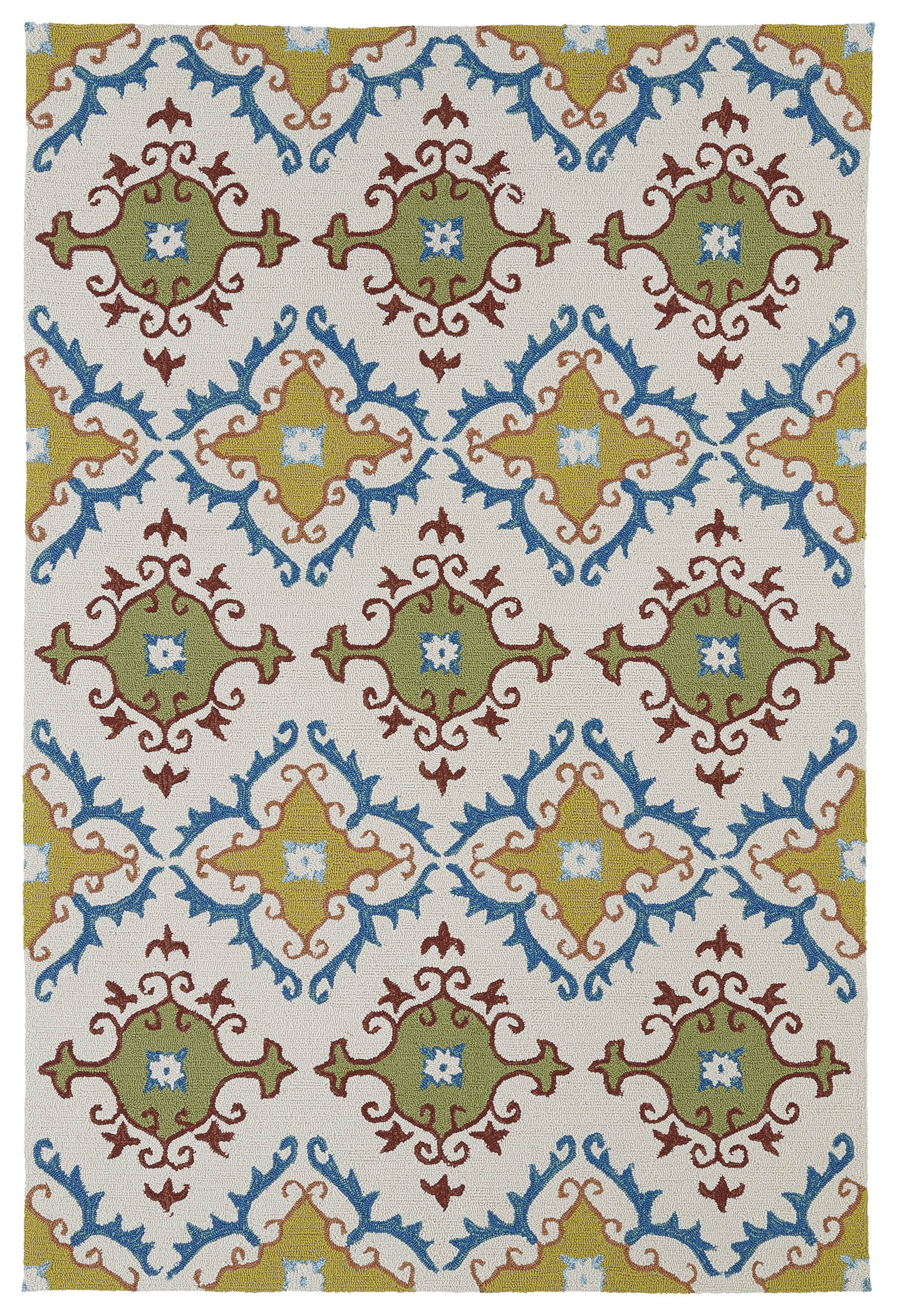 Kaleen Home And Porch 2030 01 Ivory Rug