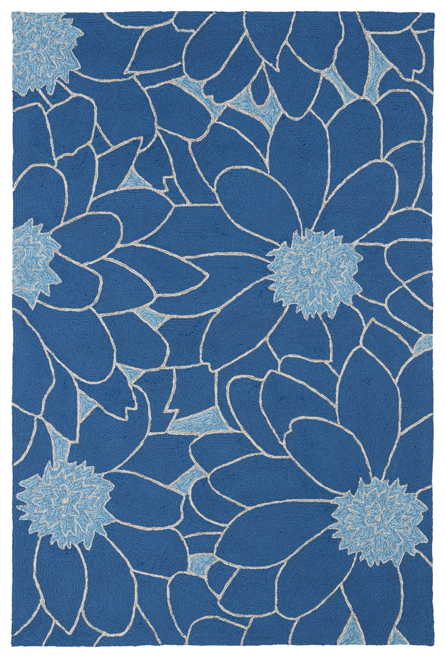 Kaleen Home And Porch 2041 17 Blue Rug