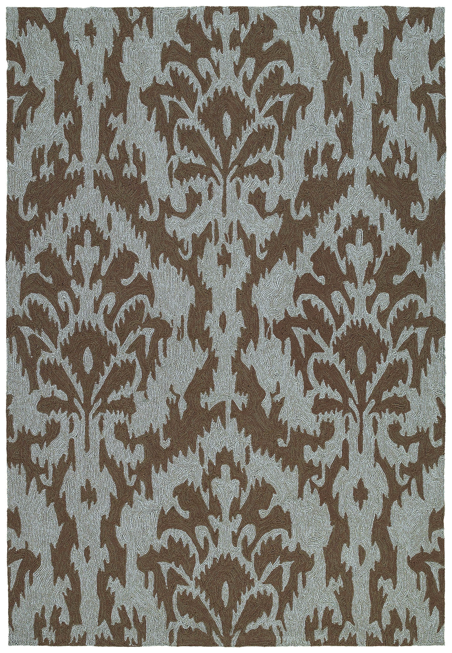 Habitat 2106 Sea Spray 60 Mocha Rug by Kaleen