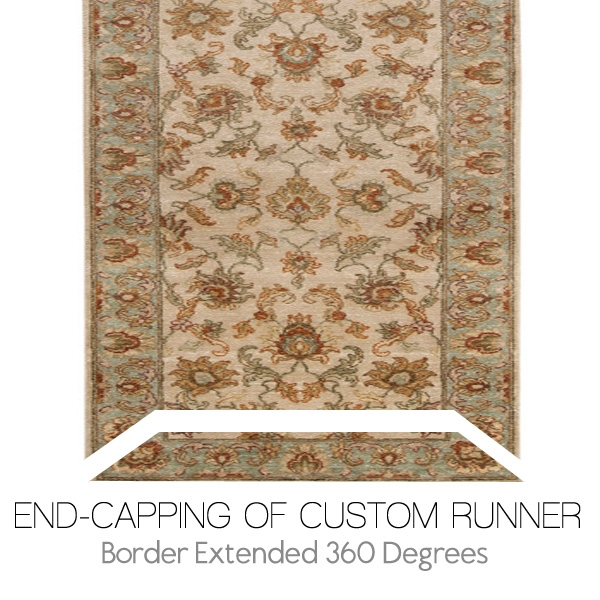 End Cap Your Custom Runner