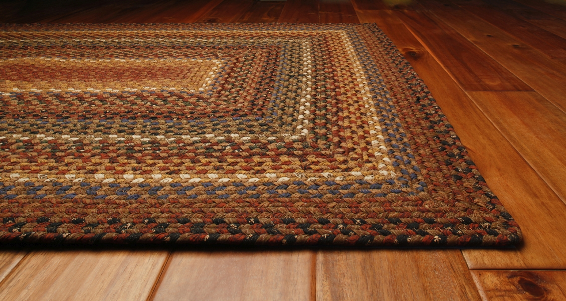Biscotti Cotton Rug by Homespice
