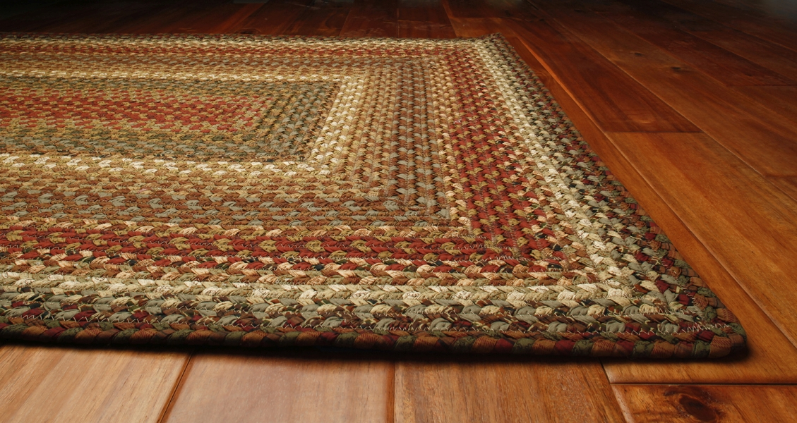 Bosky Cotton Rug by Homespice