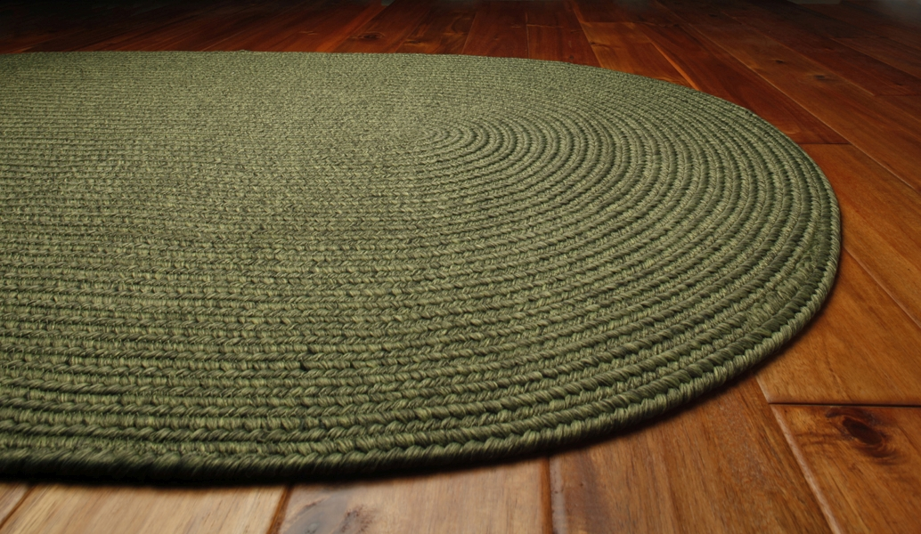 Homespice Out-Durable Pine Outdoor Rug