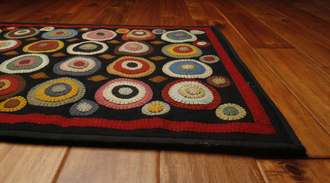 Coin Hand Made Rug by Homespice