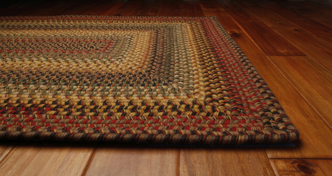 Budapest Wool Rug by Homespice