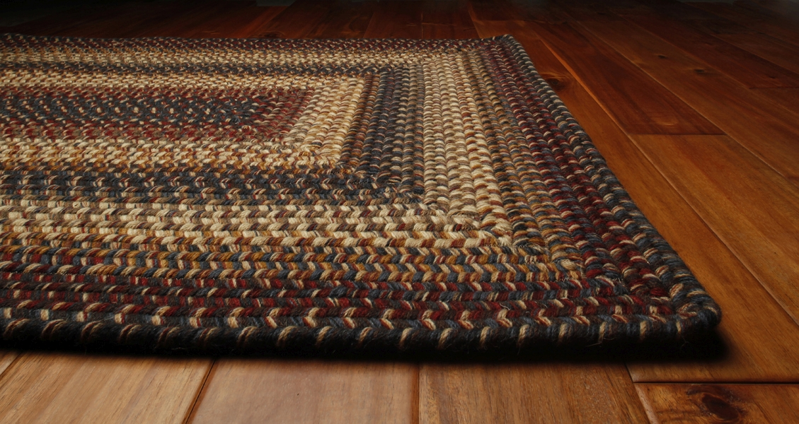 Cambridge Wool Rug by Homespice