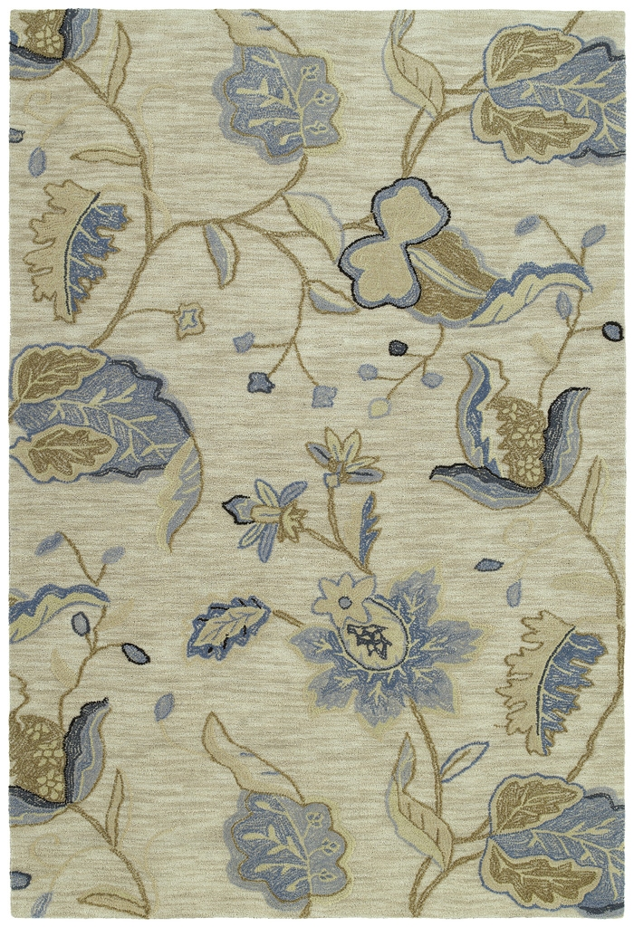 Inspire 6404 17 Spectacle Blue Rug by Kaleen
