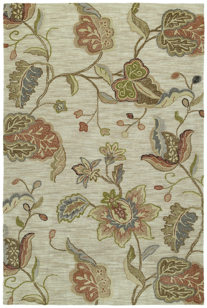 Inspire 6404 58 Spectacle Rose Rug by Kaleen