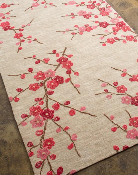 Brio Cherry Blossom Br02 Rug By Jaipur