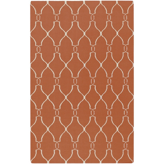 Fallon FAL-1002 Coral Ivory Rug by Surya