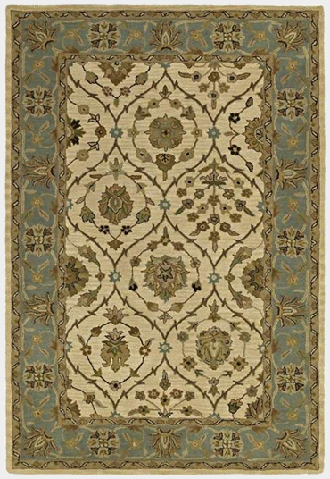 Khazana 6569 Jefferson Linen 42 Rug by Kaleen