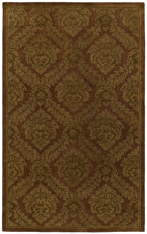 Magi 7206 Golan Heights 67 Copper Rug by Kaleen
