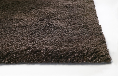 Bliss 1566 Espresso Rug by Kas