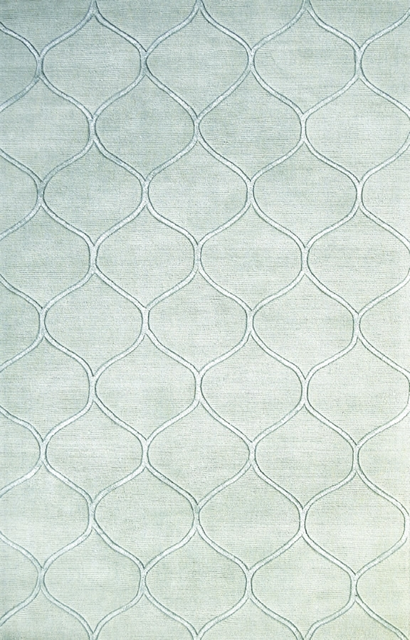 Transitions 3329 Frost Harmony Rug by Kas