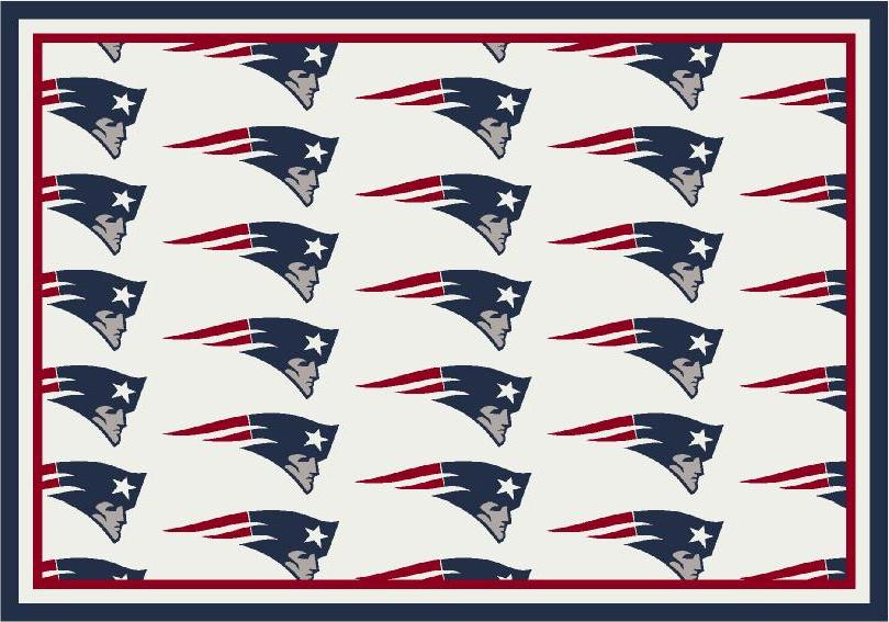 New England Patriots Rug