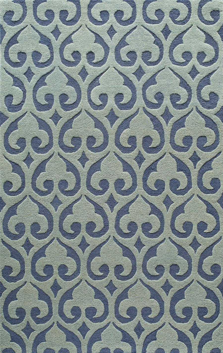 Momeni dunes dun 3 blue rug for Momeni rugs
