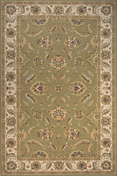 Persian Garden PG-10 Sage Rug by Momeni