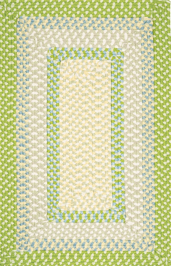 Montego MG69 Lime Twist Rug by Colonial Mills