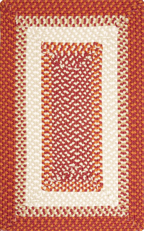 Montego MG79 Bonfire Rug by Colonial Mills