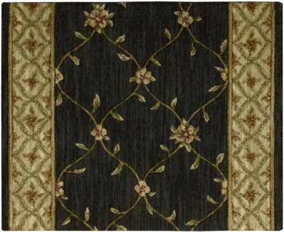 Estate Bilington Midnight Carpet Stair Runner