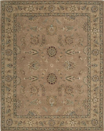 Heritage Hall HE07 Peach Rug by Nourison