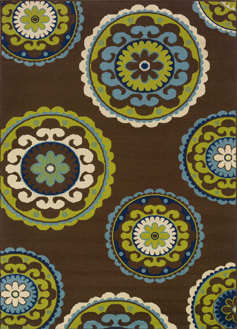 Brown And Lime Green Rug Rugs Ideas