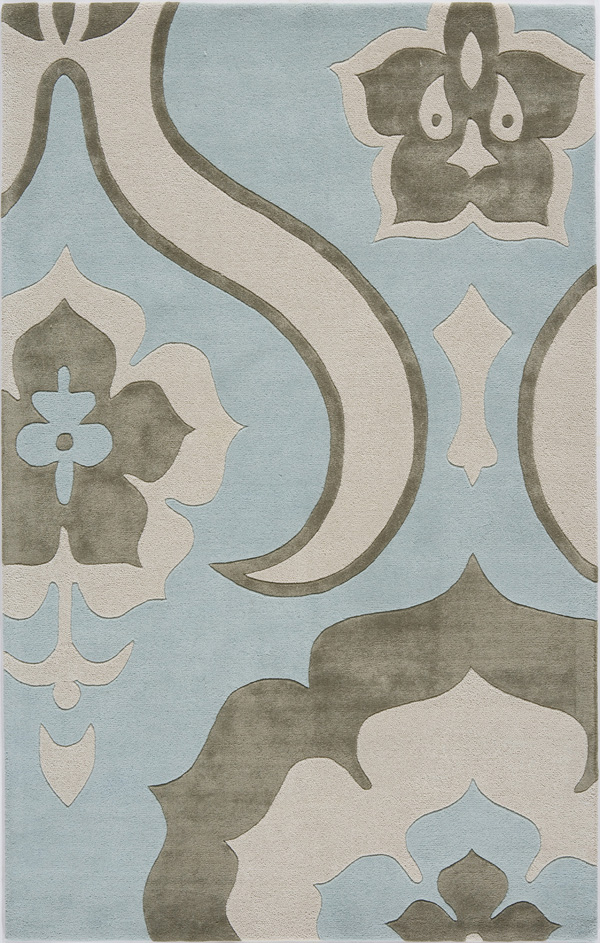Rugs America Millennium 4665C Hawaiian Breeze